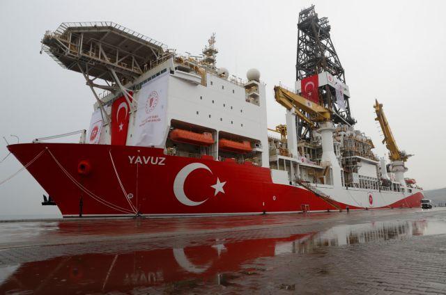 ΗΠΑ σε Τουρκία: Να φύγει το «Γιαβούζ« από τα χωρικά ύδατα της Κύπρου   tovima.gr