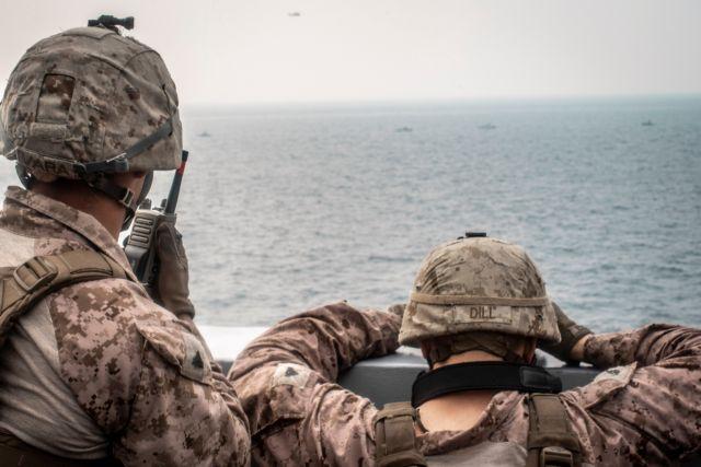 ΗΠΑ: Το Πολεμικό Ναυτικό «έτοιμο να κάνει ό,τι χρειαστεί» στη Βενεζουέλα | tovima.gr