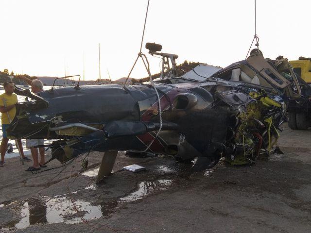 Πόρος: Έτσι συνέβη η τραγωδία με το μοιραίο ελικόπτερο | tovima.gr