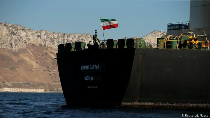 Γερμανικός Τύπος: Πρόβλημα για την Αθήνα το ιρανικό τάνκερ | tovima.gr