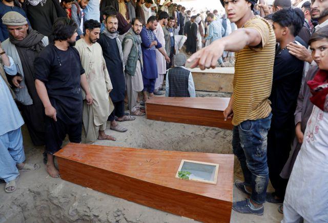 Αφγανιστάν: Τους 80 έφθασαν οι νεκροί του «ματωμένου γάμου» | tovima.gr