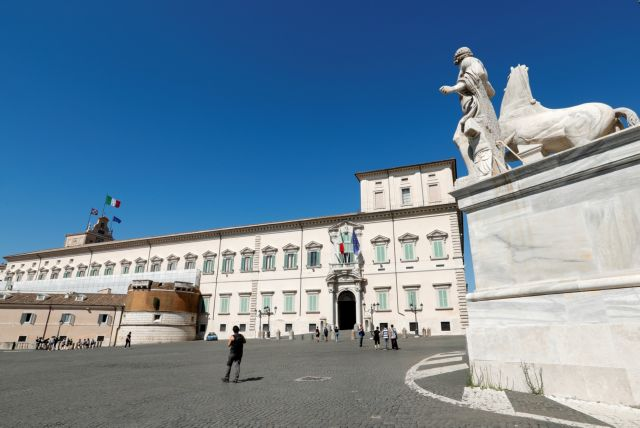 Ιταλία: Ξεκινούν οι διαβουλεύσεις για τον σχηματισμό νέας κυβέρνησης | tovima.gr
