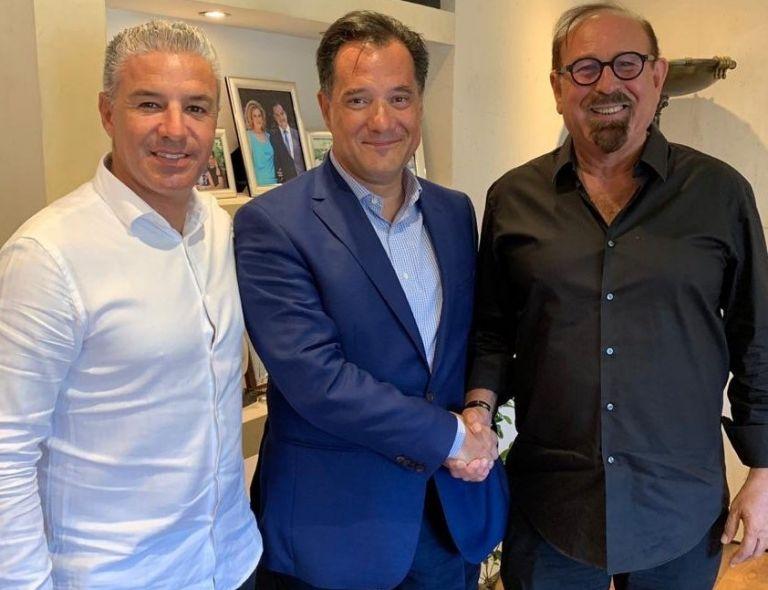 Επαφές Γεωργιάδη για επενδύσεις στην κτηματαγορά | tovima.gr