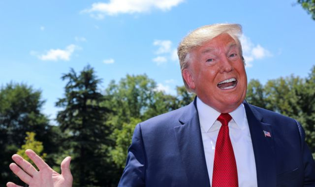 Τραμπ: Είμαι ο «εκλεκτός» για να χειριστώ την Κίνα | tovima.gr