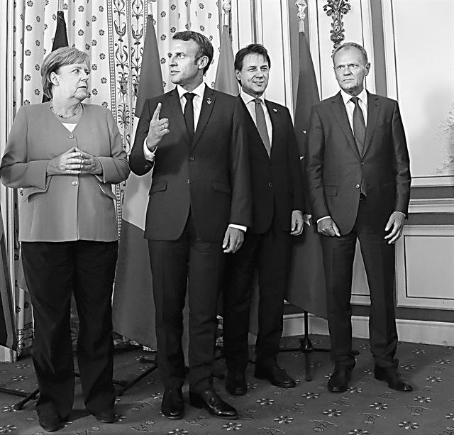Ενώπιον επώδυνων συμβιβασμών και πάλι η ΕΕ | tovima.gr