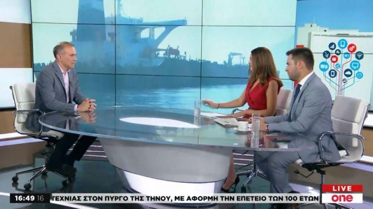 Κ. Φίλης στο One Channel: Να βάλουμε όρια στις σχέσεις μας με τις ΗΠΑ | tovima.gr