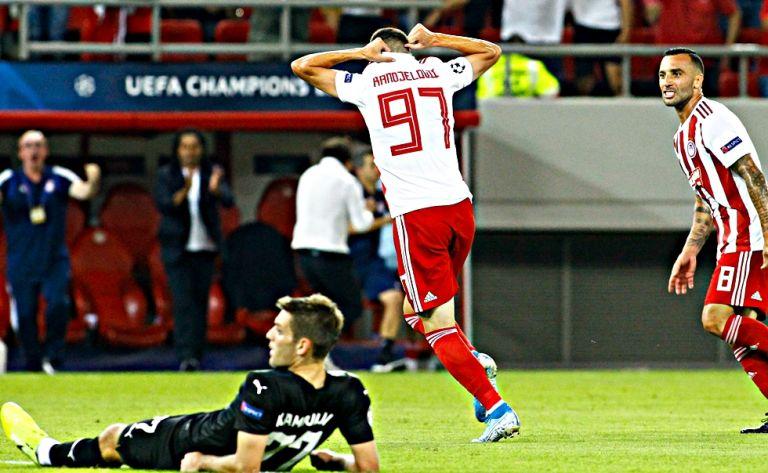 Ο Ραντζέλοβιτς απόψε, κοιμήθηκε αγκαλιά με το «σεντόνι» | tovima.gr