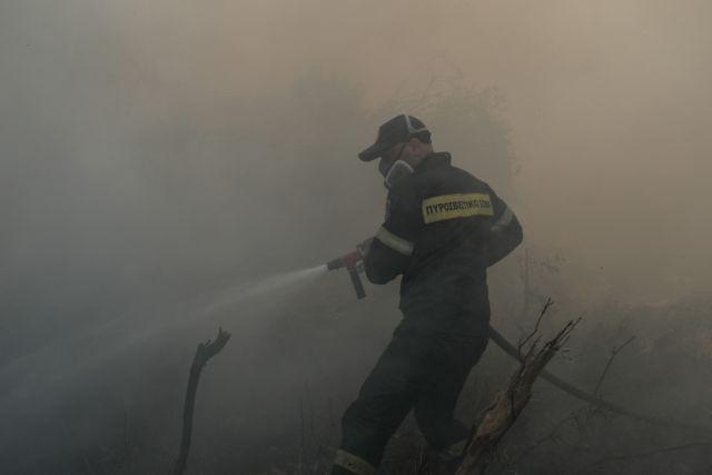 Πυροσβεστική: Τριάντα έξι δασικές πυρκαγιές το τελευταίο 24ωρο   tovima.gr