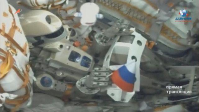 Φιόντορ: Το πρώτο ανθρωποειδές ρομπότ πάει στο διάστημα | tovima.gr