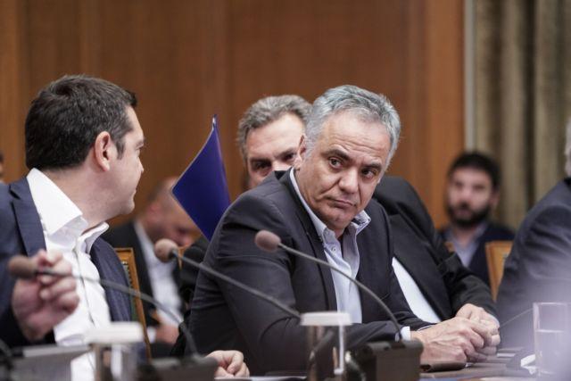 ΣΥΡΙΖΑ: Σύσκεψη υπό τον Τσίπρα – Παρών ο Σκουρλέτης | tovima.gr