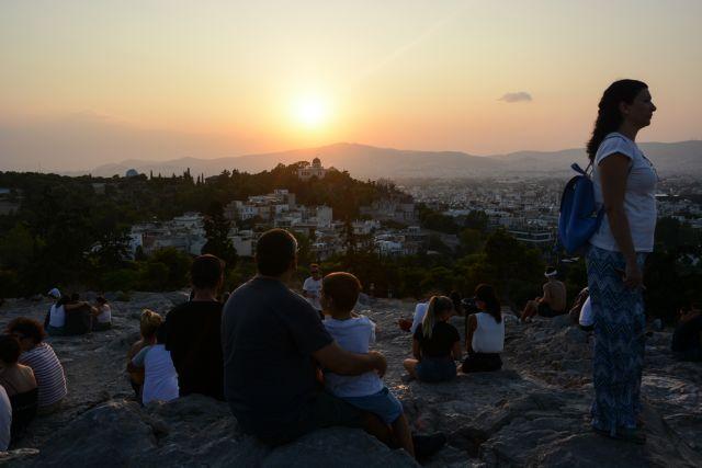Αυξημένες οι τουριστικές εισπράξεις για το α' εξάμηνο του 2019   tovima.gr