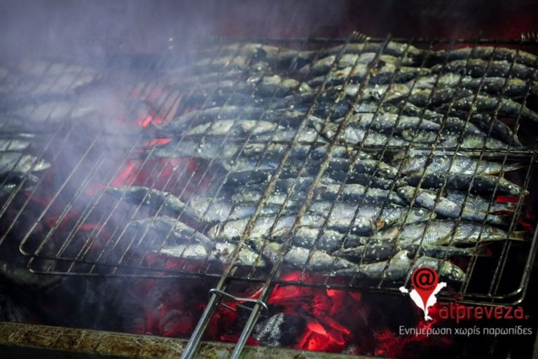 Την Κυριακή 25 Αυγούστου η Γιορτή της σαρδέλας στην Πρέβεζα | tovima.gr