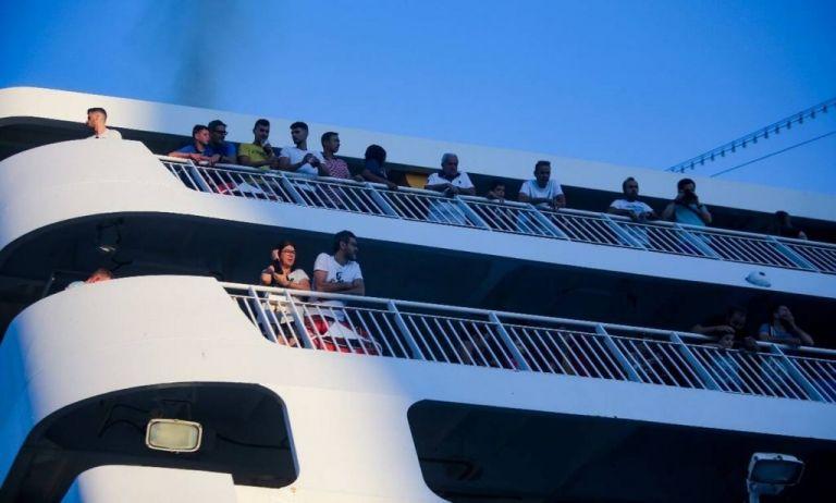 Βλάβη σε επιβατηγό που εκτελούσε το δρομολόγιο Σαμοθράκη-Αλεξανδρούπολη | tovima.gr
