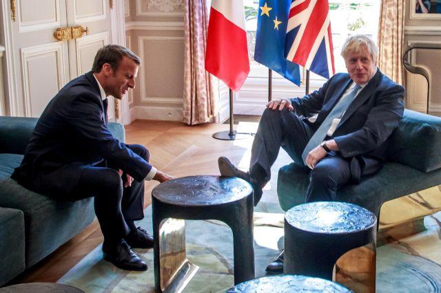 Μπόρις Τζόνσον: Ο Cowboy της  Downing Street στο Παρίσι | tovima.gr