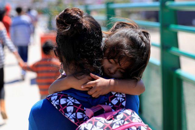 Νέος γύρος αντιπαράθεσης Μεξικού – ΗΠΑ για τα παιδιά των μεταναστών | tovima.gr