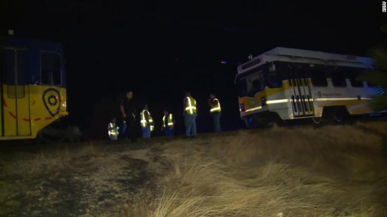 ΗΠΑ – Καλιφόρνια: Εκτροχιασμός τρένου με  27 τραυματίες | tovima.gr