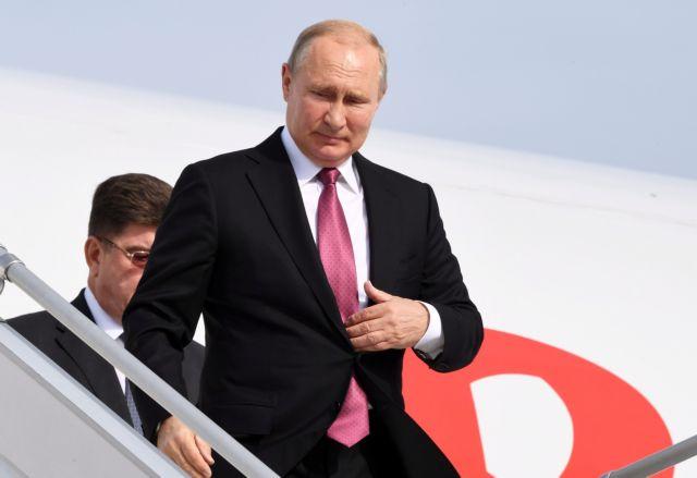Πούτιν: Ετοιμάζεται για «συμμετρική απάντηση» στην πυραυλική δοκιμή των ΗΠΑ | tovima.gr