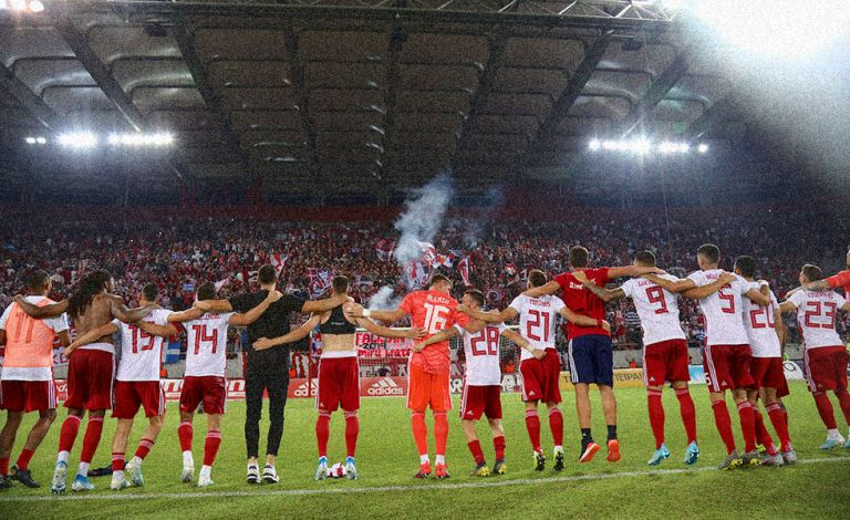 Ποδοσφαιρικός πολιτισμός: Επιστολή Ολυμπιακού στις ομάδες της Super League | tovima.gr