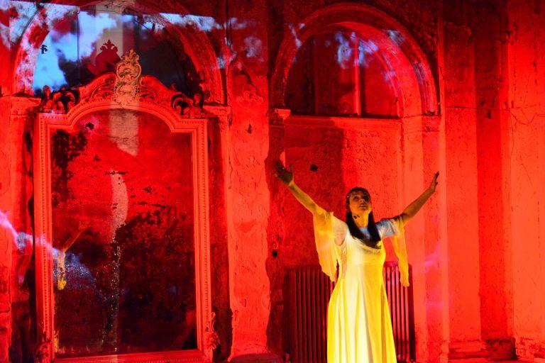 Η «Ελένη» του Γιάννη Ρίτσου στο Ζάππειο σε σκηνοθεσία Δ. Αβδελιώδη   tovima.gr