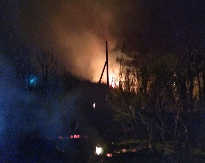 Σε ύφεση η πυρκαγιά στον Διόνυσο – Δεν κινδύνεψαν κατοικίες | tovima.gr