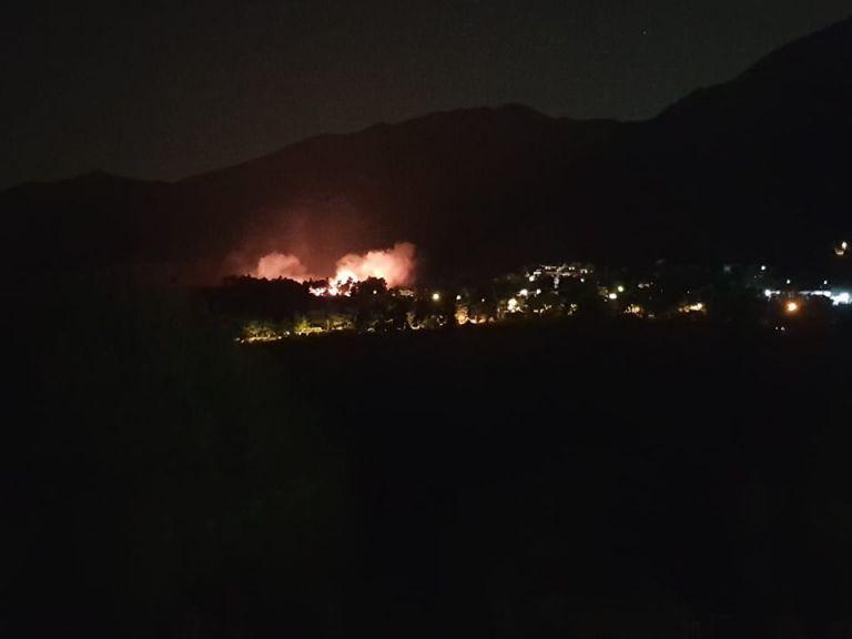 Συναγερμός στην Πυροσβεστική από πυρκαγιά στο Διόνυσο | tovima.gr
