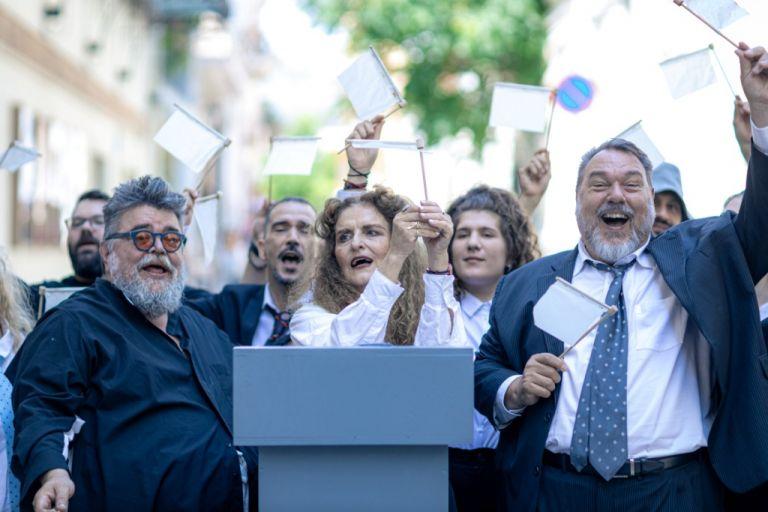 Ηρώδειο : Πειραγμένες «Εκκλησιάζουσες» στις 9 Σεπτεμβρίου | tovima.gr