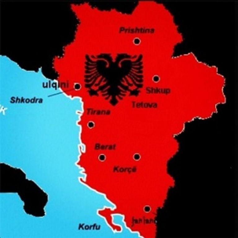 Σερβικό δημοσίευμα : Χτίζεται η Μεγάλη Αλβανία και κανείς δεν αντιδρά | tovima.gr
