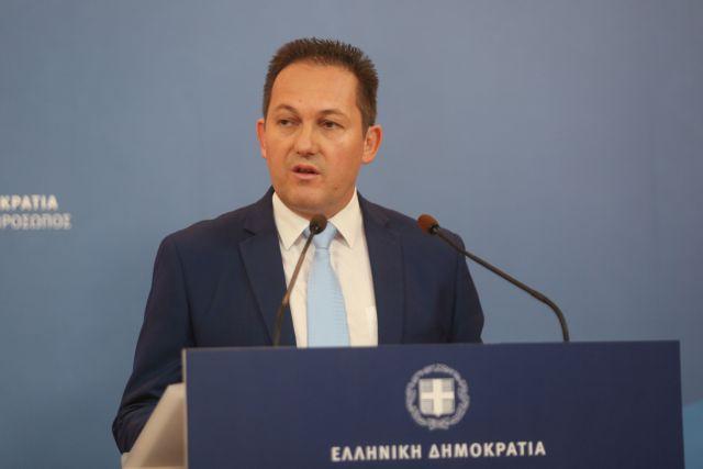 Πέτσας: Η περιβαλλοντική ευαισθησία του Τσίπρα φάνηκε σε Μάνδρα και Μάτι | tovima.gr