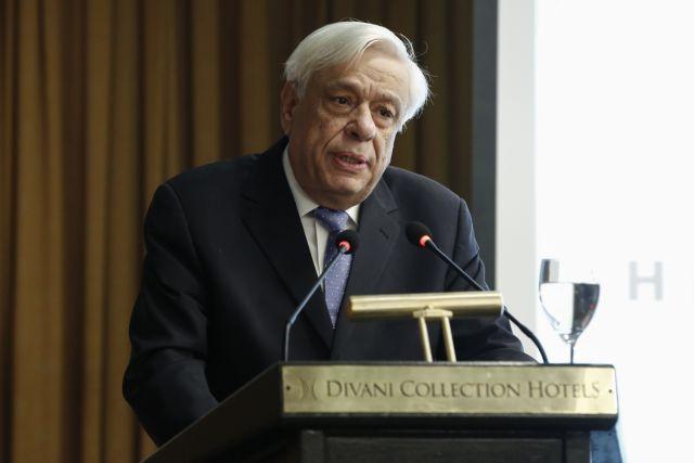 Παυλόπουλος σε Παπαστάμο : Συγχαρητήρια για την επιβλητική παγκόσμια επιτυχία σας | tovima.gr