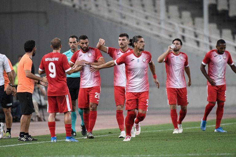 Χαμός στο ΟΑΚΑ: 0-1 η Ξάνθη με τον Ντε Αμορίμ! | tovima.gr