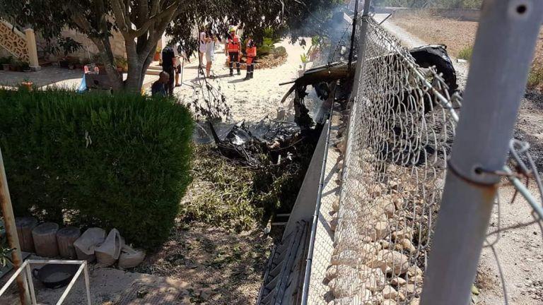 Αεροπορικό δυστύχημα με 5 νεκρούς στη Μαγιόρκα – Αεροσκάφος συγκρούστηκε με ελικόπτερο | tovima.gr