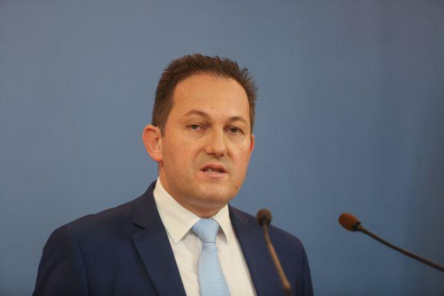 Πέτσας για εκλογικό νόμο: Ανοιχτοί σε στο διάλογο για ευρύτερες συναινέσεις | tovima.gr