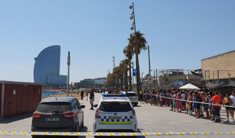 Βαρκελώνη: Εκκενώθηκε παραλία λόγω εκρηκτικού μηχανισμού στη θάλασσα   tovima.gr