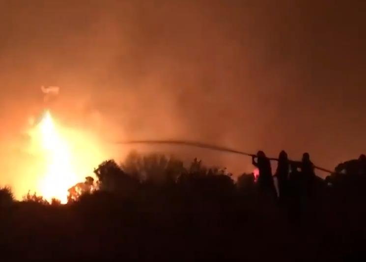 Δήμαρχος Καλαβρύτων στο One Channel: Δύσκολη φωτιά σε μεγάλο μέτωπο, δεν απειλούνται κατοικίες | tovima.gr
