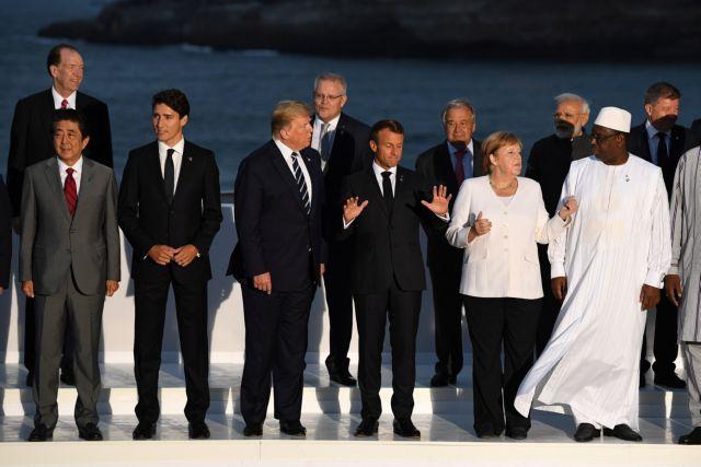 G7 :  Τελευταία ημέρα με κλιματική αλλαγή και ψηφιακή οικονομία στο τραπέζι | tovima.gr