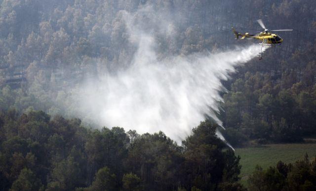 Υπό έλεγχο η φωτιά στο Γκραν Κανάρια | tovima.gr