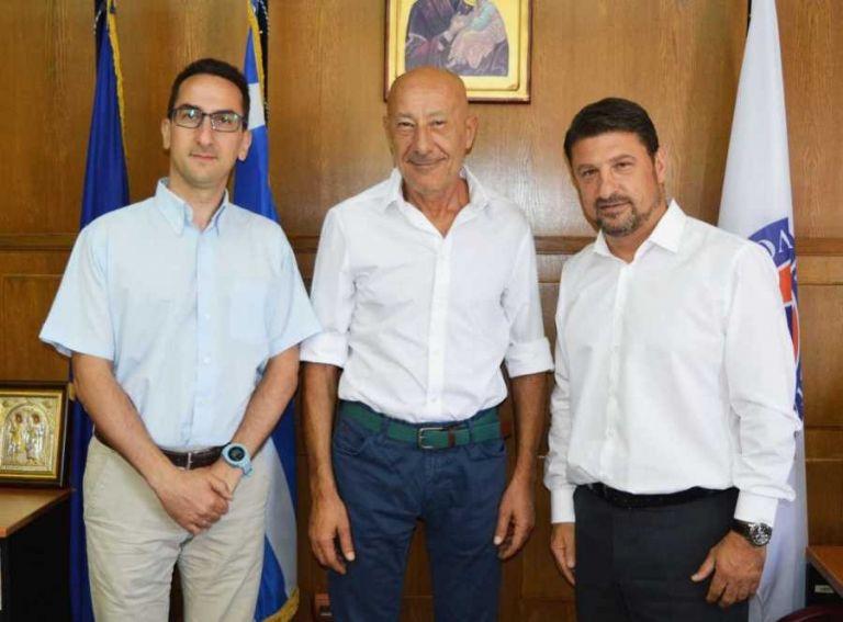 Ο Βασίλης Παπαγεωργίου ορίστηκε Εθνικός Διοικητής Πολιτικής Προστασίας | tovima.gr
