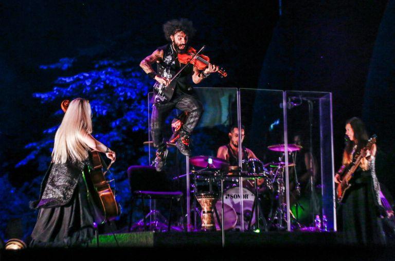 Ara Malikian: Ο ροκ σταρ του βιολιού για πρώτη φορά στην Ελλάδα | tovima.gr