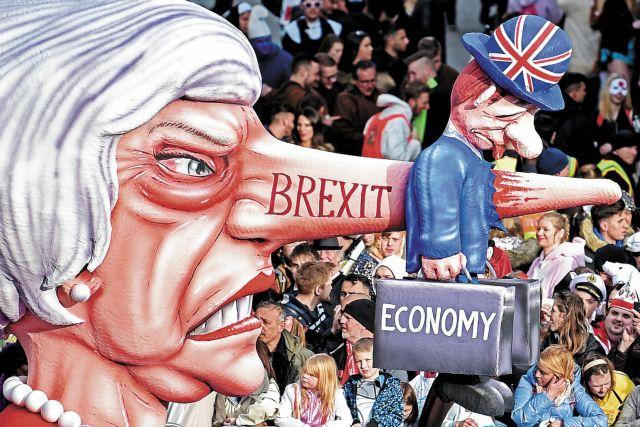 Βρετανία – αντιπολίτευση: Συμφωνία για αποτροπή ενός no deal Brexit | tovima.gr