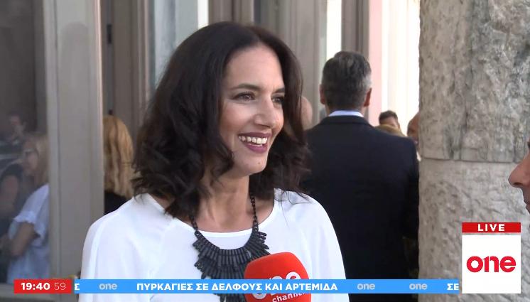 Ν. Δούνια στο One Channel: Είμαι πολύ σίγουρη για τον κύριο Μώραλη | tovima.gr