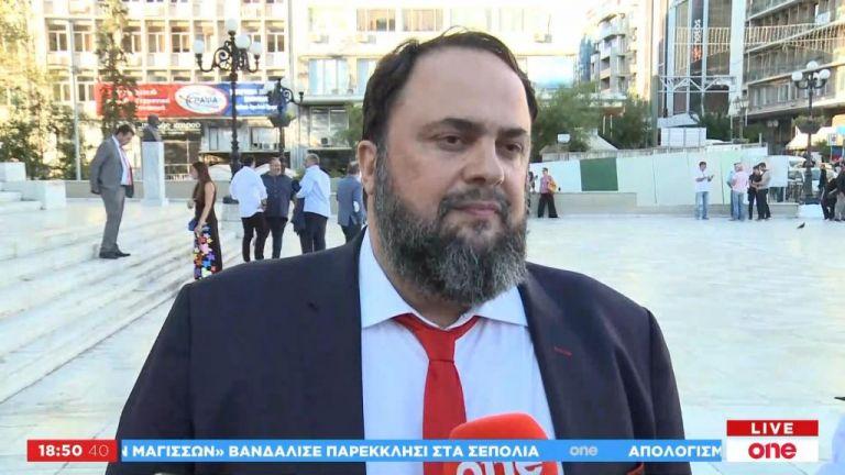 Βαγγέλης Μαρινάκης: Θα δουλέψουμε σκληρά για να προσφέρουμε στον πειραϊκό λαό αυτά που υποσχεθήκαμε | tovima.gr