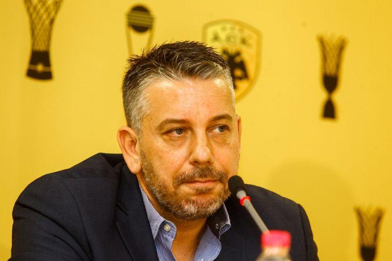 Παπαθεοδώρου : «Μεγαλύτερη πρόκληση της καριέρας μου η ΑΕΚ» | tovima.gr