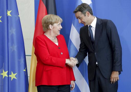 Ο απολογισμός της συνάντησης Μητσοτάκη-Μέρκελ: Πού συμφώνησαν | tovima.gr