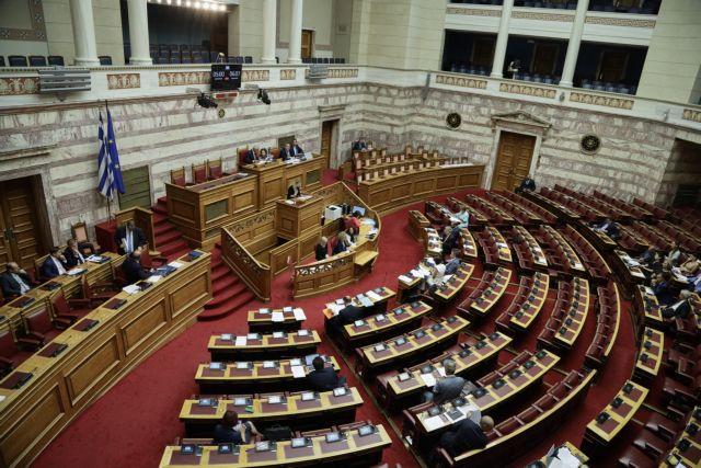Έντονη αντιπαράθεση στη Βουλή για την ΕΥΠ – Αποχώρησαν ΚΚΕ, ΚΙΝΑΛ, ΜέΡΑ25 | tovima.gr