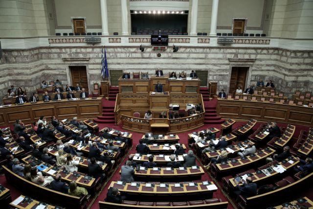 Ψηφίστηκε εν μέσω έντασης η τροπολογία για τα τυπικά προσόντα διορισμού του νέου διοικητή της ΕΥΠ   tovima.gr