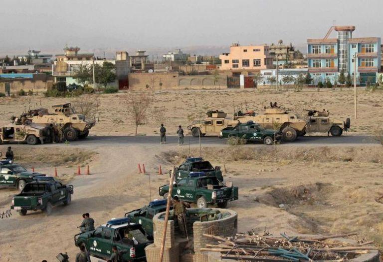 Αφγανιστάν: Επίθεση των Ταλιμπάν κατά της Κουντούζ | tovima.gr