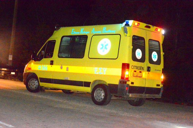 Ακρωτηριάστηκε ο 55χρονος του τροχαίου στις Μαλάδες   tovima.gr