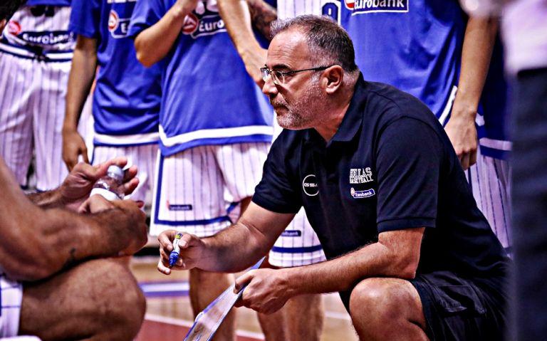Σκουρτόπουλος: «Στόχος μας να μπούμε στην οκτάδα και μετά… όλα παίζονται» | tovima.gr