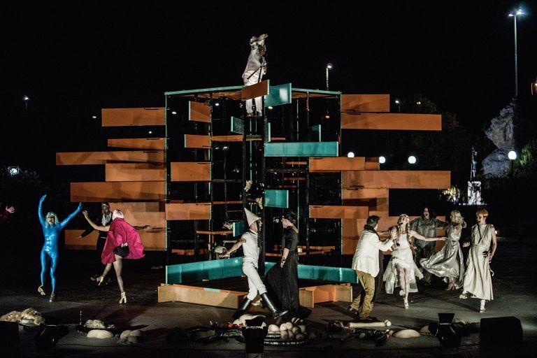 Οι «Νεφέλες» του Αριστοφάνη στις 6 Σεπτεμβρίου στο Ηρώδειο | tovima.gr