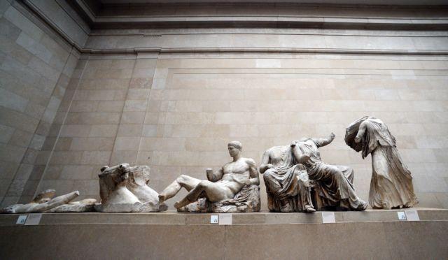 Μητσοτάκης: Να επιστρέψουν στην Αθήνα τα γλυπτά του Παρθενώνα   tovima.gr